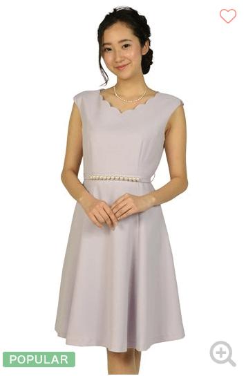 パーティーにおすすめの豪華なドレス