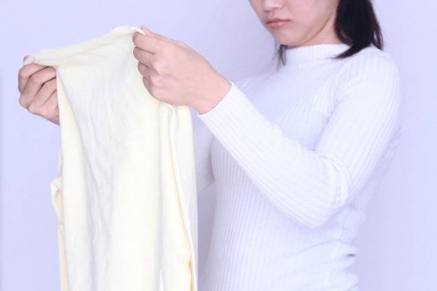 洋服の汚れ・破損の保証はいくら?