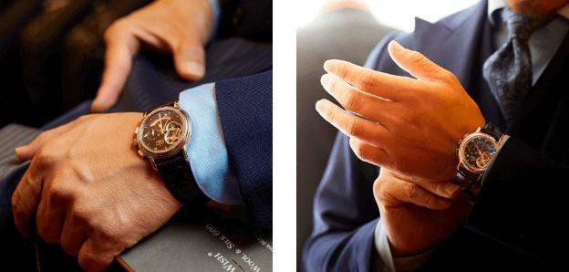 カッコいい腕時計をつけている男性がモテる理由3つ