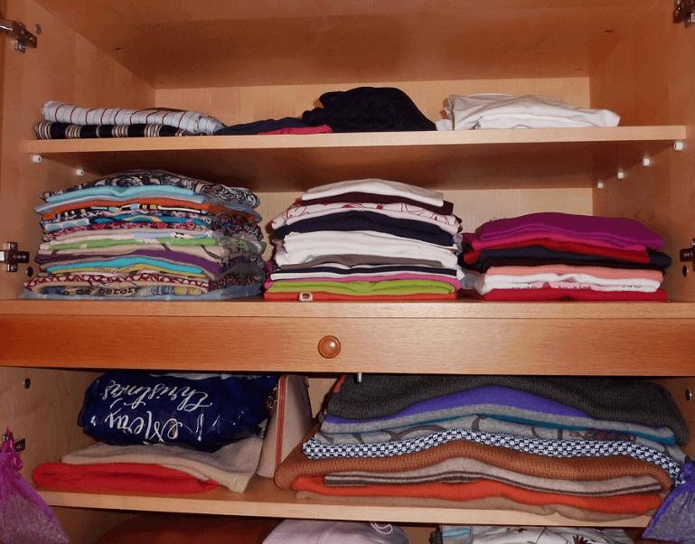 洋服の断捨離をした後にキレイに保つ3つの方法やコツ